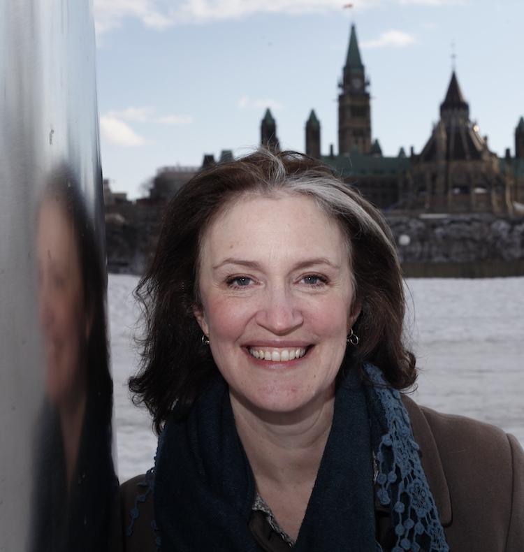 Elizabeth Todd Doyle Ottawa Parliament